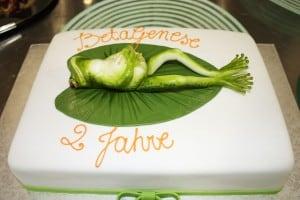 Torte_Frosch